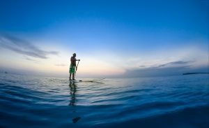 What to Wear Stand Up Paddleboarding