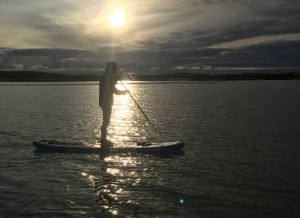 Stand Up Paddleboarding North Uist
