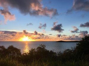 Sarina Beach at Sunrise